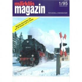 Media KAT164 Märklin Magazin 1/95