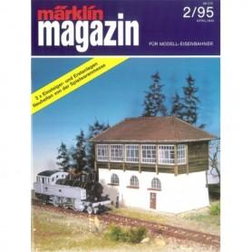 Media KAT168 Märklin Magazin 2/95