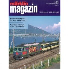 Media KAT170 Märklin Magazin 4/96