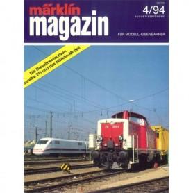 Media KAT171 Märklin Magazin 4/94