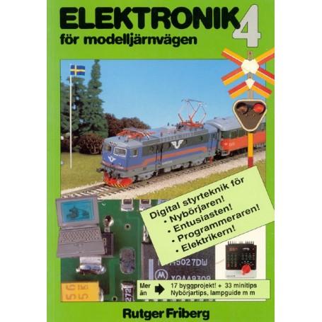 Media BOK32 Elektronik för modelljärnvägen 4