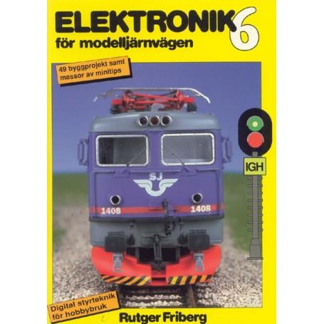 Media BOK34 Elektronik för modelljärnvägen 6