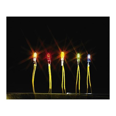 Faller 180672 Glödlampa, röd, 16V, 35 mA