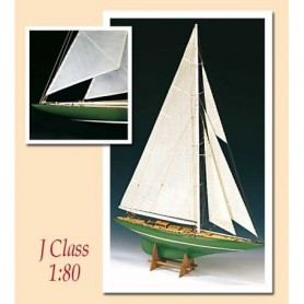 """Amati 1700.53 Segelbåt Americas Cup 1930 """"Shamrock V"""" UK Challenger"""