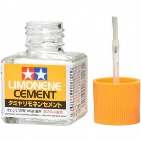 """Tamiya 87113 Lim """"Limonene"""", 40 ml på flaska, för plastmodeller"""