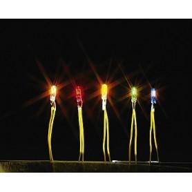 Faller 180676 Glödlampa, blå, 16V, 35 mA