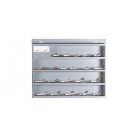 Herpa 519571 Show case silver size 2 (medium)
