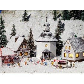 Vollmer 7613 Christmasvillage