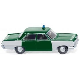 """Wiking 86417 Opel Kapitän """"Police"""""""