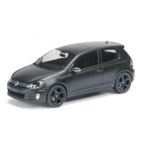 "Schuco 07406 VW Golf IV GTI ""concept black"""