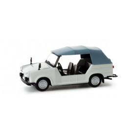Herpa 024808 Trabant Tramp, gråvit