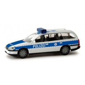 "Herpa 049023 Opel Omega Caravan ""Thuringia police department"""