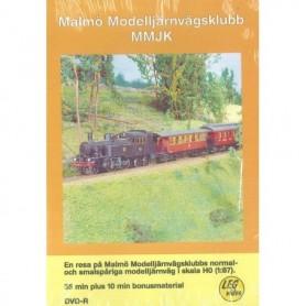 LEG Video 207 Malmö Modelljärnvägsklubb DVD