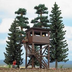 Busch 6394 Skogsset med utkikstorn