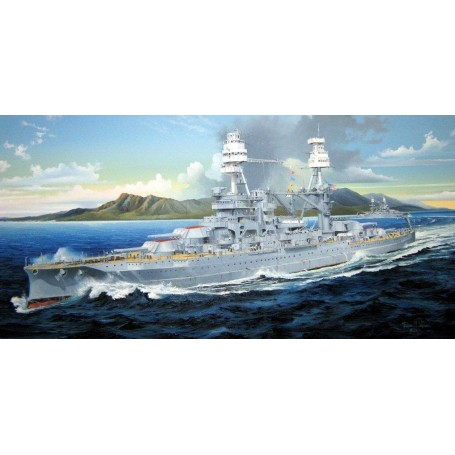 Trumpeter 03701 Fartyg USS Arizona BB-39 1941
