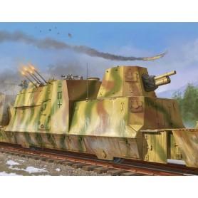 Trumpeter 01511 German Kanonen und Flakwagen BP-42