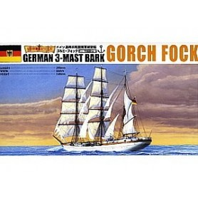 Aoshima 044285 Gorch Fock German 3-Mast Bark
