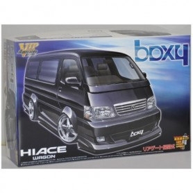 Aoshima 045626 Toyota Hi-Ace Boxy Type