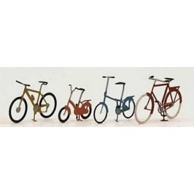 Artitec 38701 Moderna Cyklar, 4 st