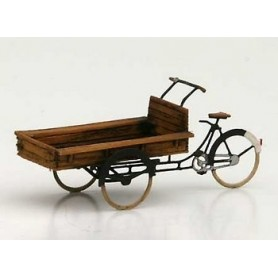 Artitec 38713 Cykel, trehjuling, med lastflak