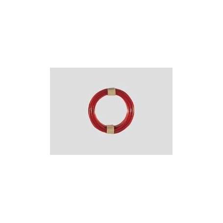 Märklin 7105 Kabel 0,19 mm, röd