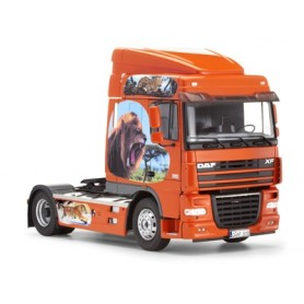 Revell 07496 Dragil DAF XF 105 Space Cab