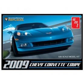 AMT 685 Chevrolet Corvette Coupé 2009