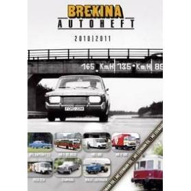 Brekina 12210 Brekina Autoheft 2010/2011