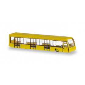 Herpa 562591 Scenix - Airport Bus Set - set of 4