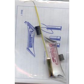 Seuthe 8 Rökgenerator, 16V, för lok med metallkåpa
