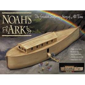 "Minicraft 11316 Noahs Ark ""The Greatest Seafairing Story of All Time"""