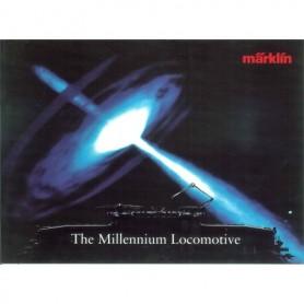 "Media KAT184 Katalog ""The Millenium Locomotive"""