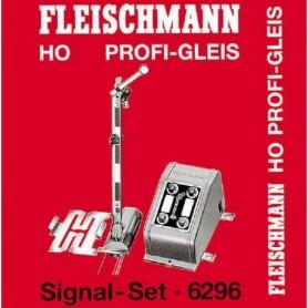 Fleischmann 6296 Signal-set för Profi-räls