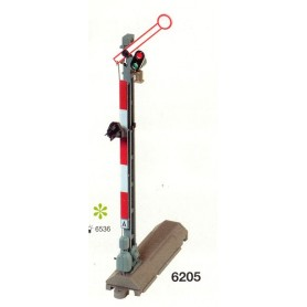 Fleischmann 6205 Semaforsignal, enkelarm