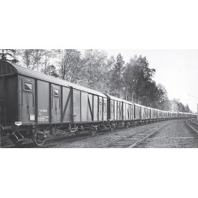 NMJ 609502 Godsvagn TGOJ Gre 11006 typ 631