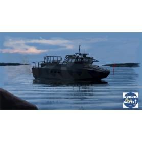 Atlast 1003 Stridsbåt 90 H/Combat Boat 90 H CB90