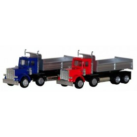 Promotex 6408 Peterbilt Twin Steer Dumptruck