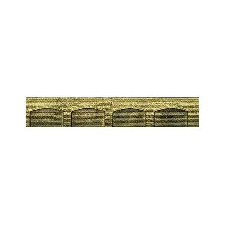 Faller 272594 Arkadplatta, mått 37,0 x 6,0 x 0,8