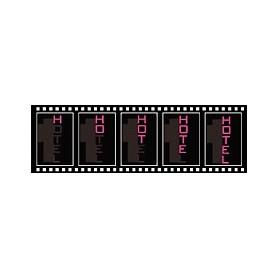 "Faller 180665 Neon-skylt ""Hotel"""