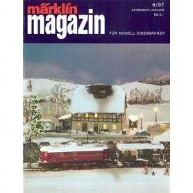 Media KAT107 Märklin Magazin 6/1997 Tyska