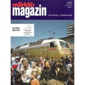 Media KAT117 Märklin Magazin 3/1997 Tyska