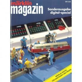Media KAT148 Märklin Magazin Digital Special Tyska