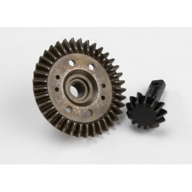 Traxxas 5379X Ringdrev och piniondrev differential, 1 set