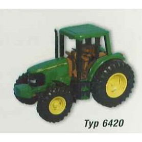 "Athearn 7703 Traktor 6420 ""John Deere"""