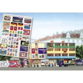 Busch 1130 Reklam poster set »GDR«