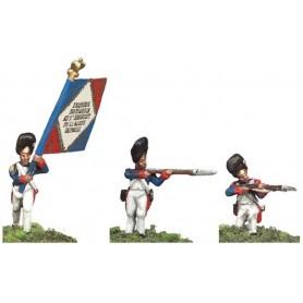 Prince August 539 Napoleon Frankrike. Grenadjärer ur kejserliga gardet II / Grenadiers of the imperial guard II