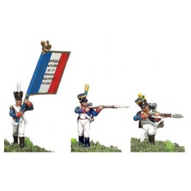 Prince August 540 Napoleon Frankrike. Grenadjärer ur infanteriet II / Grenadiers, line infantry II