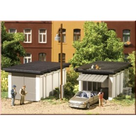 Auhagen 11420 Garage, 2 st