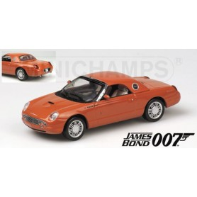 "Minichamps 400082130 Ford Thunderbird ""James Bond 2002 - Die Another Day"""