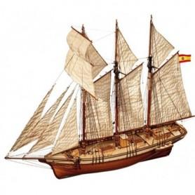 Occre 13002 Fartyg Cala Esmeralda